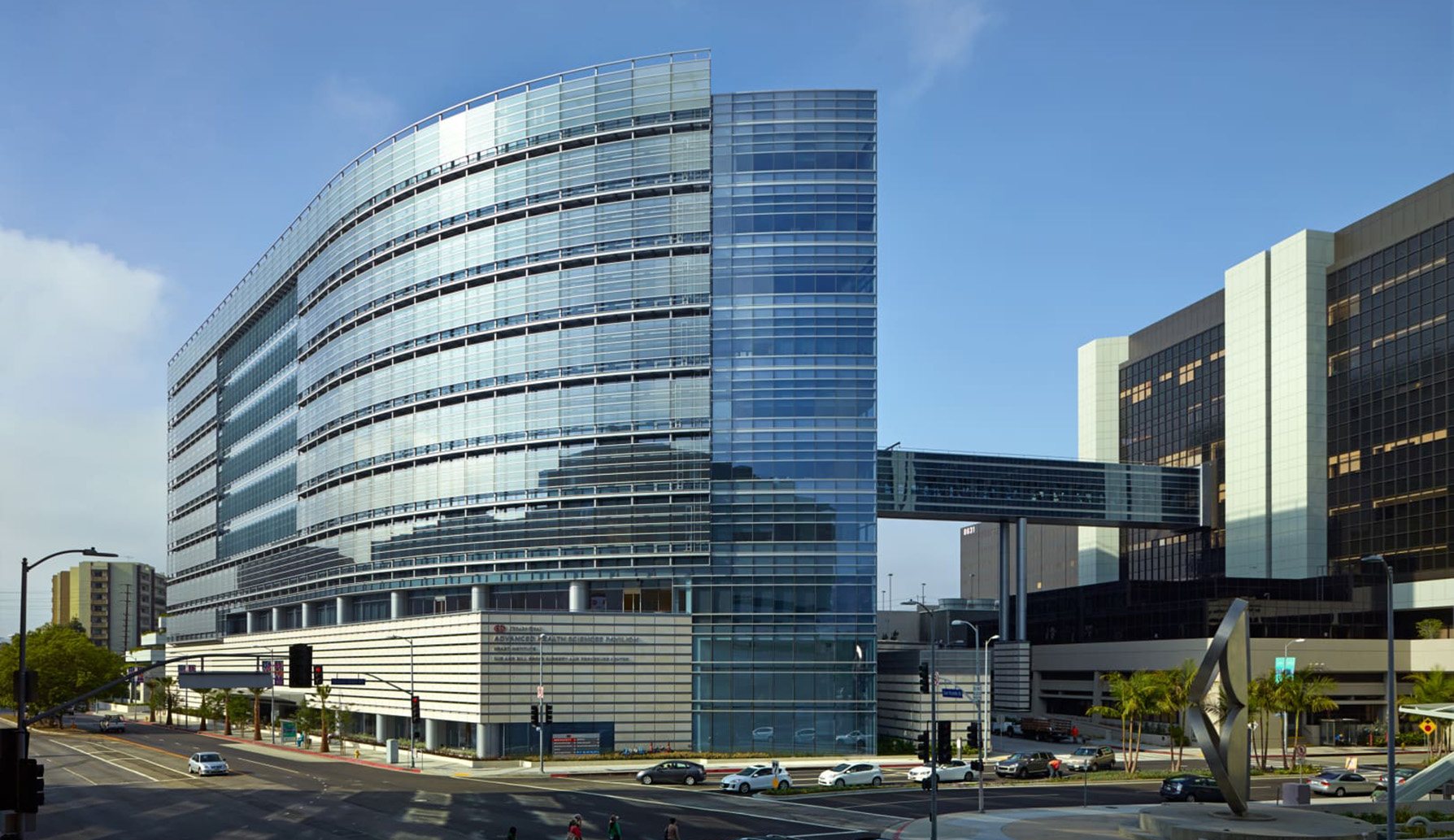 Cedars-Sinai Medical Center Advanced Health Sciences